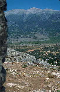 The Anopolis Plateau ANOPOLI (Village) SFAKIA